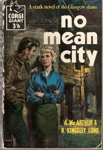 Book Cover Forros Meaning : No mean city corgi book cover flickr photo sharing