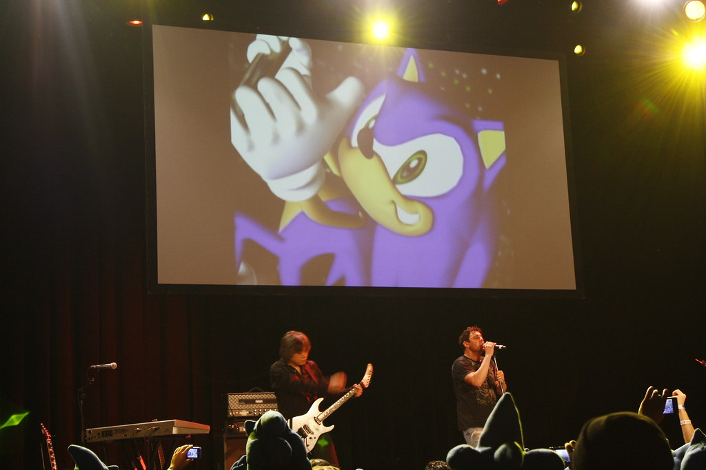 Re: LIVE AND LEARN by Jun Senoue (Crush 40) (Sonic ...