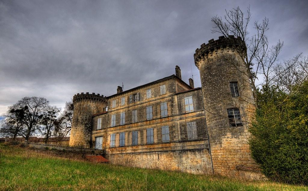 chateau de dirac alexandre leonard flickr. Black Bedroom Furniture Sets. Home Design Ideas