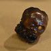 Decapitated Woman's Head - 19th Century - netsuke - Raymond and Frances Bushell Collection - LACMA