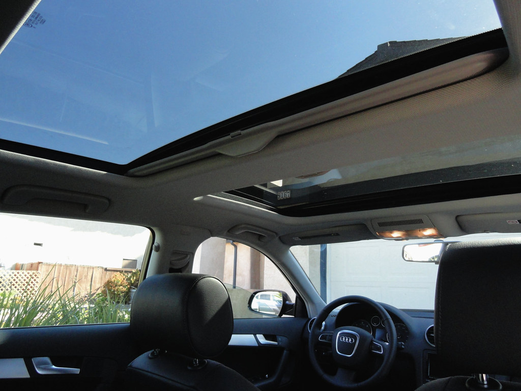 2011 Audi A3 Open Sky Sunroof Www Audiblog Info Maria