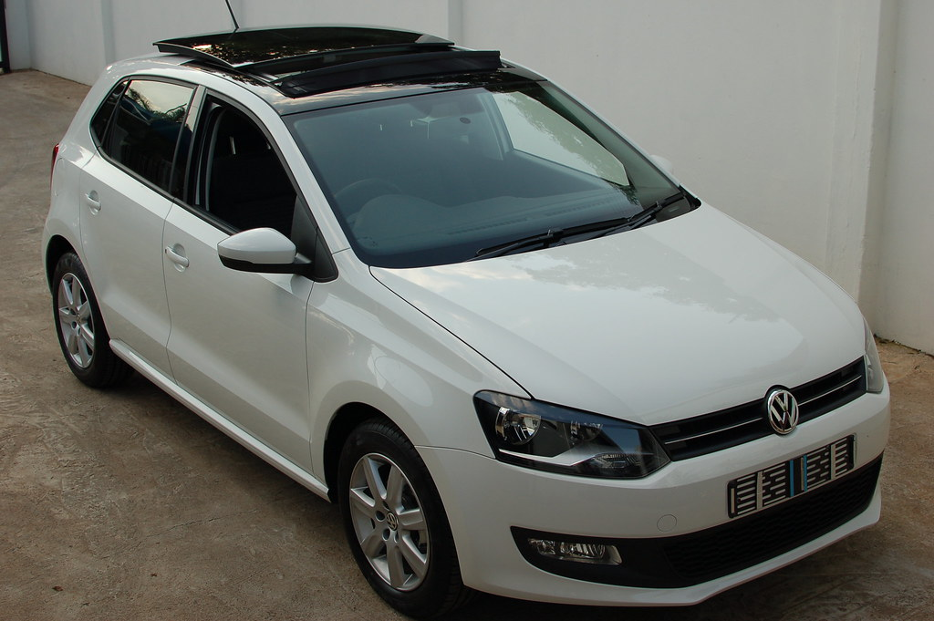 vw polo 1.6 panoramic sunroof | ziggi schauer | Flickr