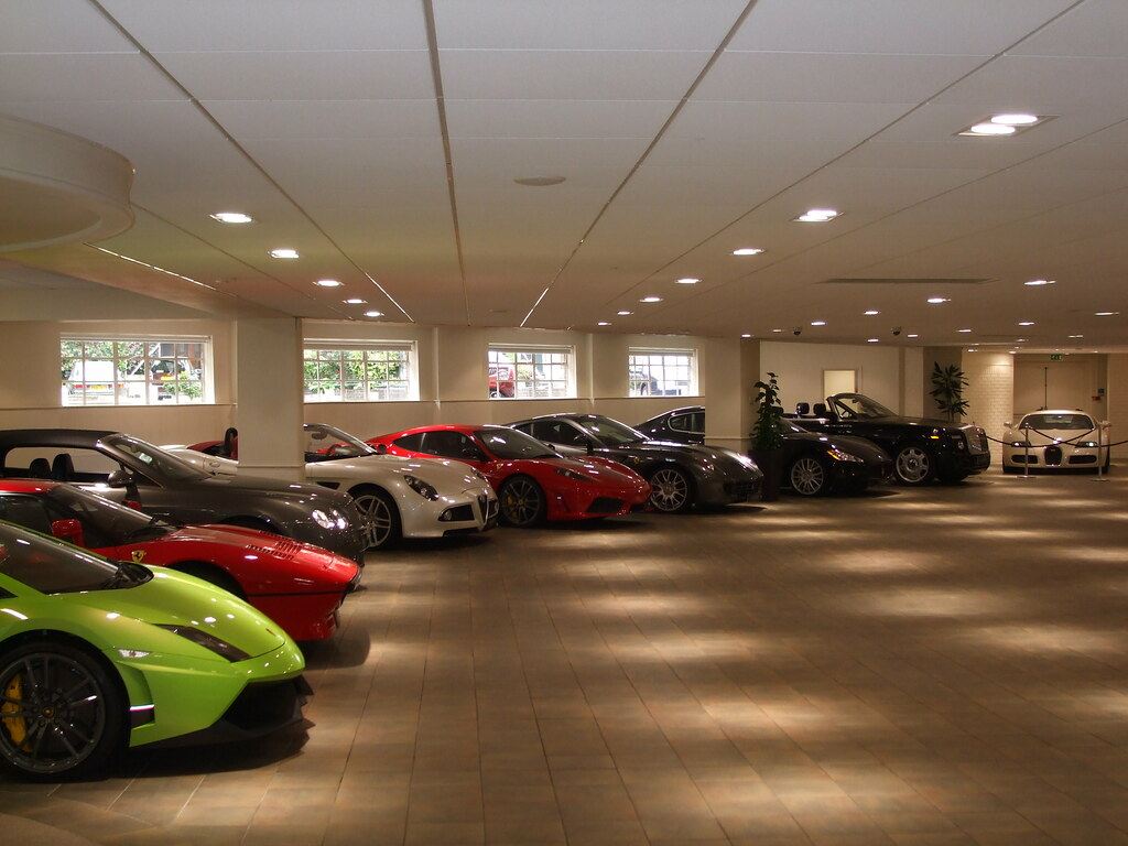 Dream Garage? | LP570-4 Superleggera, 288 GTO, GTC Speed ...