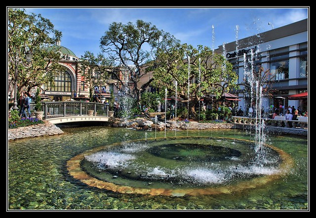 The Grove La Flickr Photo Sharing
