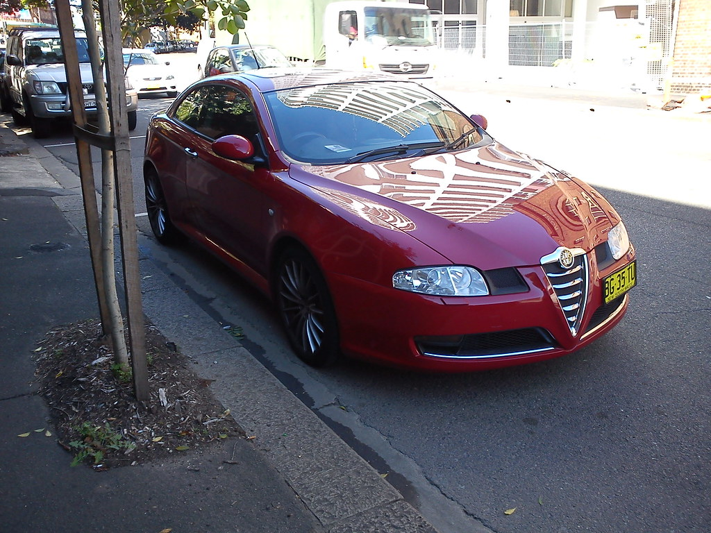 alfa romeo gt just a nice looking car especially that rea flickr. Black Bedroom Furniture Sets. Home Design Ideas