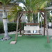 Cabana bench