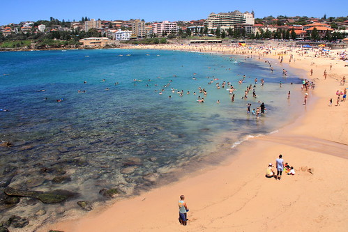 Coogee beach- Sydney