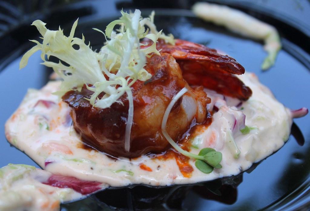 Bbq Shrimp In New Orleans Restaurant