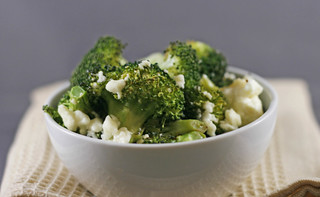 Roasted Broccoli with Garlic and Feta | by Sarah :: Sarah's Cucina Bella