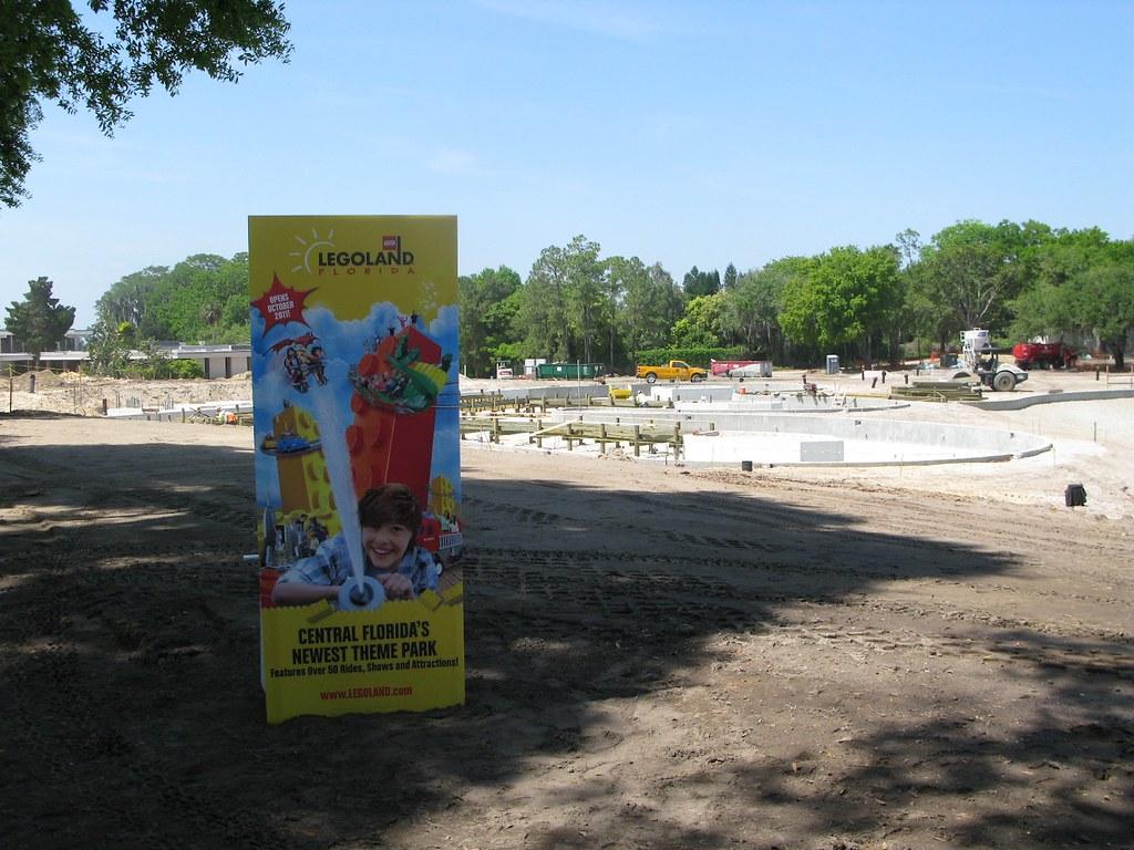 Lego Land Florida To Panama City Beach