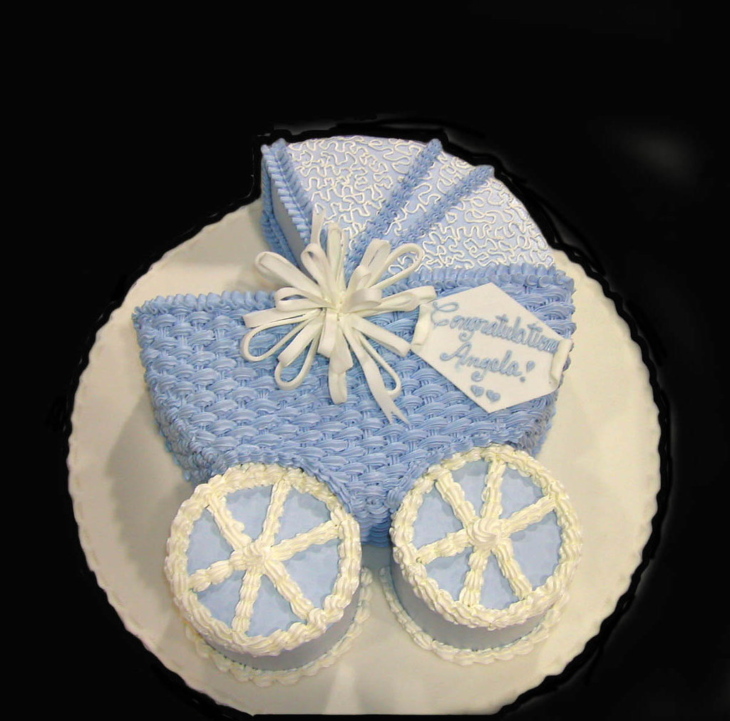Amphora Bakery Baby Shower Cakes