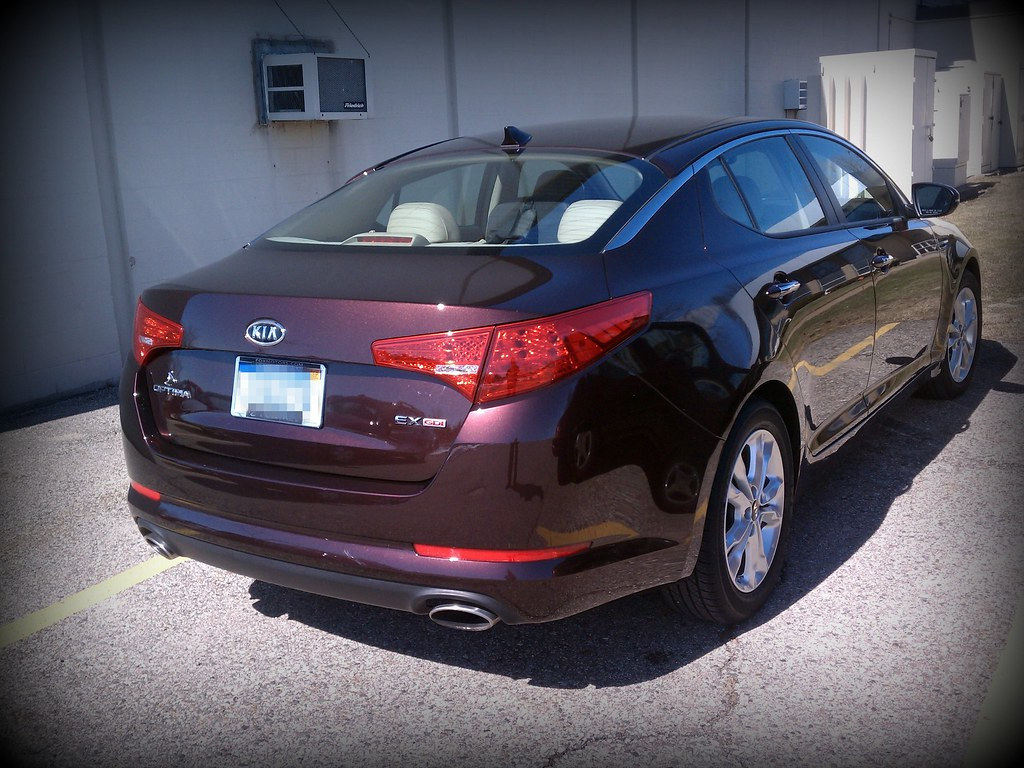 2011 Kia Optima EX GDI | Some more recent photos, since I ...