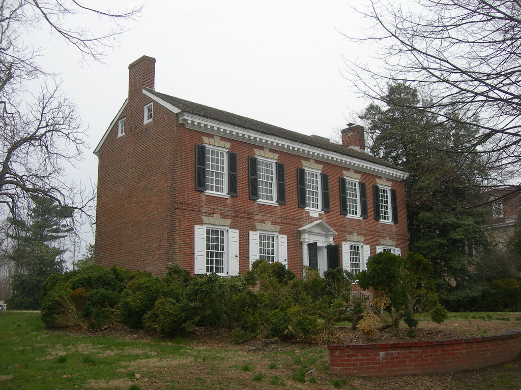 Wilson warren house odessa delaware built in 1769 for The warren house