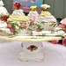 Vintage Royal Albert Cake Stand Comport