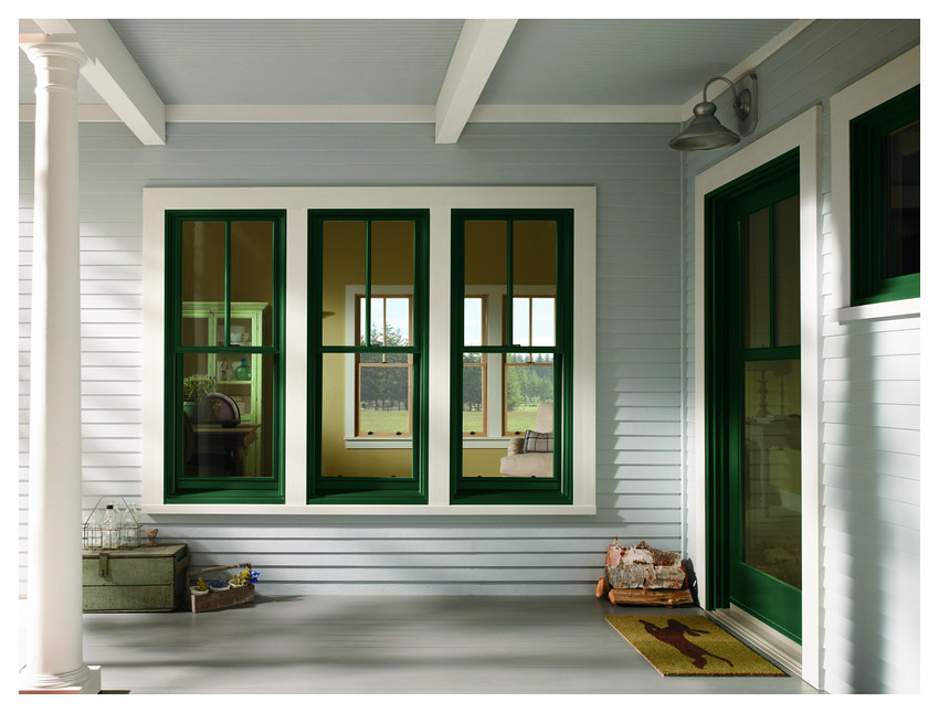 400 Series Windows and Patio Door with Exterior Trim | Flickr