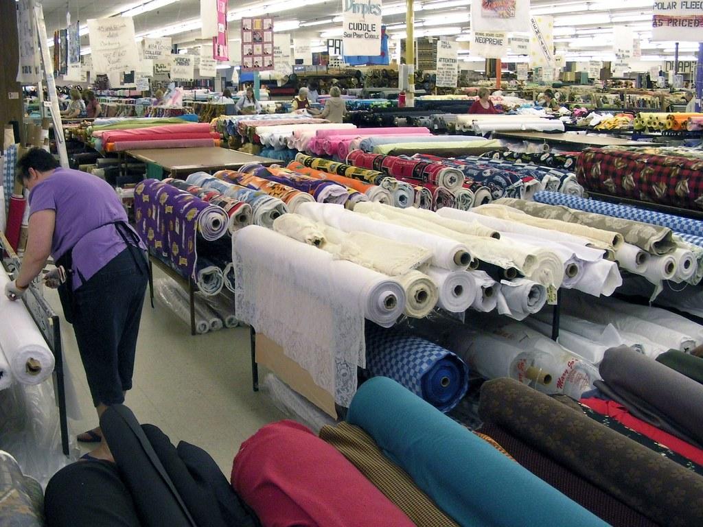 Mary Jo S Cloth Store Inc Gastonia Nc