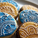 Henna Cookies - for Niki