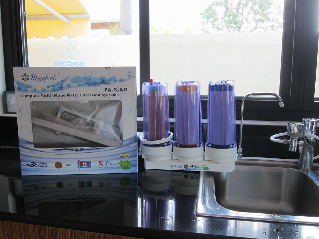 For Sale >> Mega Fresh Water Filter - Php2,500 | Bought for more than Ph… | Flickr