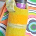 shop restock :: felted water bottle carriers