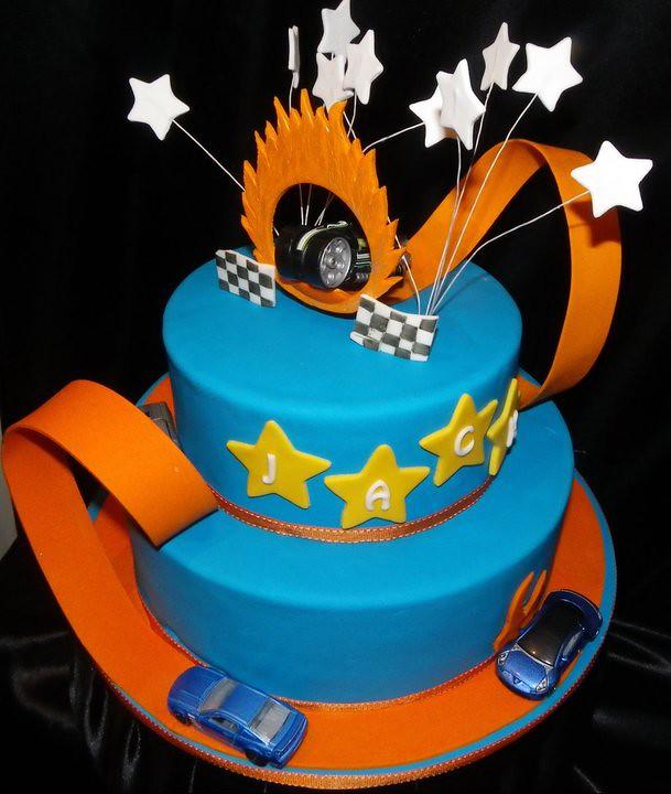 Cake Pan Wheels