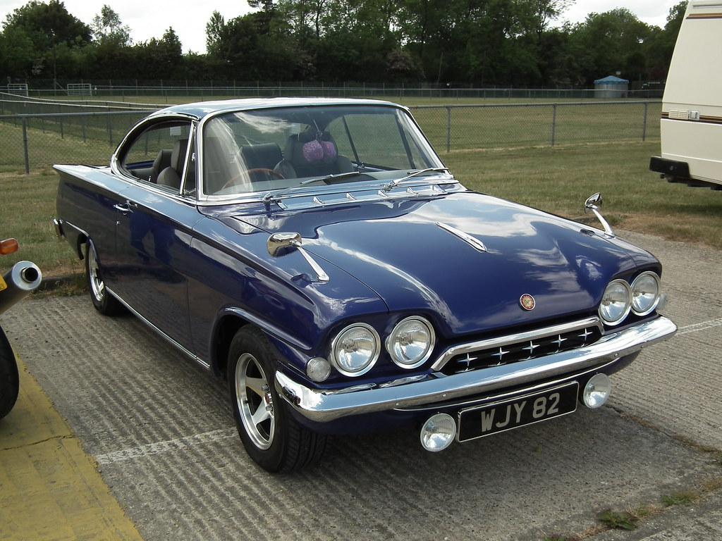 ford consul capri 1962 ford consul capri 3 0l kenjonbro flickr. Black Bedroom Furniture Sets. Home Design Ideas