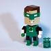 green lantern cube dude