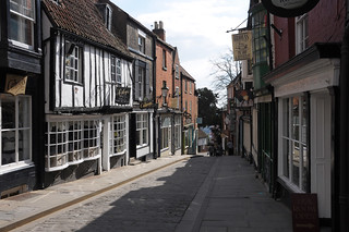 Towards Steep Hill, Lincoln | by Greg's Old Feller