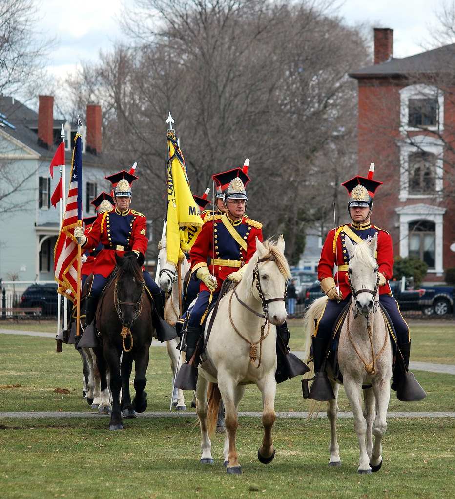 Massachusetts National Lancers Linda Orlomoski Flickr