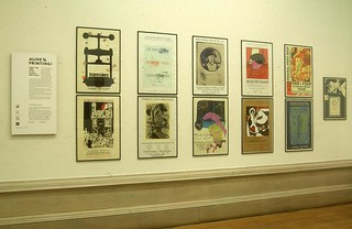 'Alive and Printing' at the McLellan Galleries, Glasgow | by Glasgow Print Studio