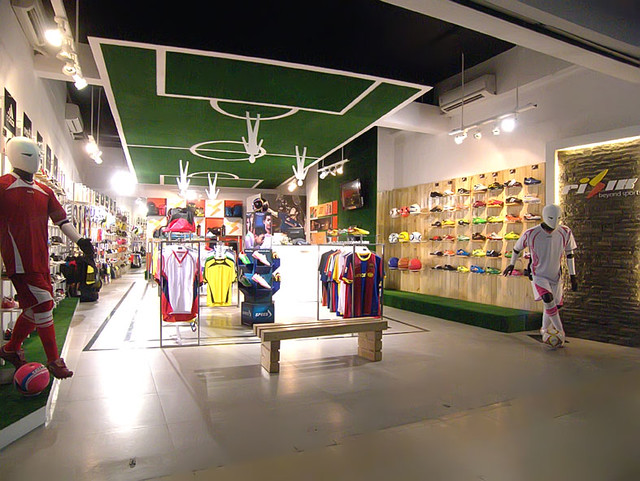 Sports Fashion Retailer Eastbourne
