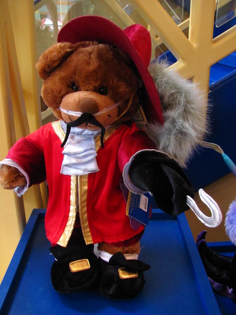 captain hook buildabear costume loren javier flickr