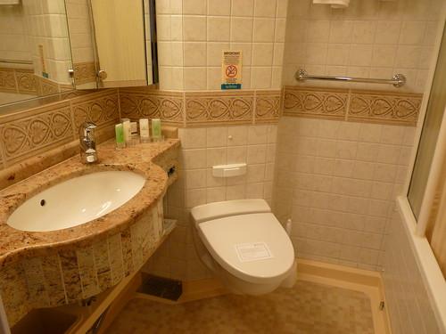 Independence Of The Seas Junior Suite 9644 Bathroom Flickr