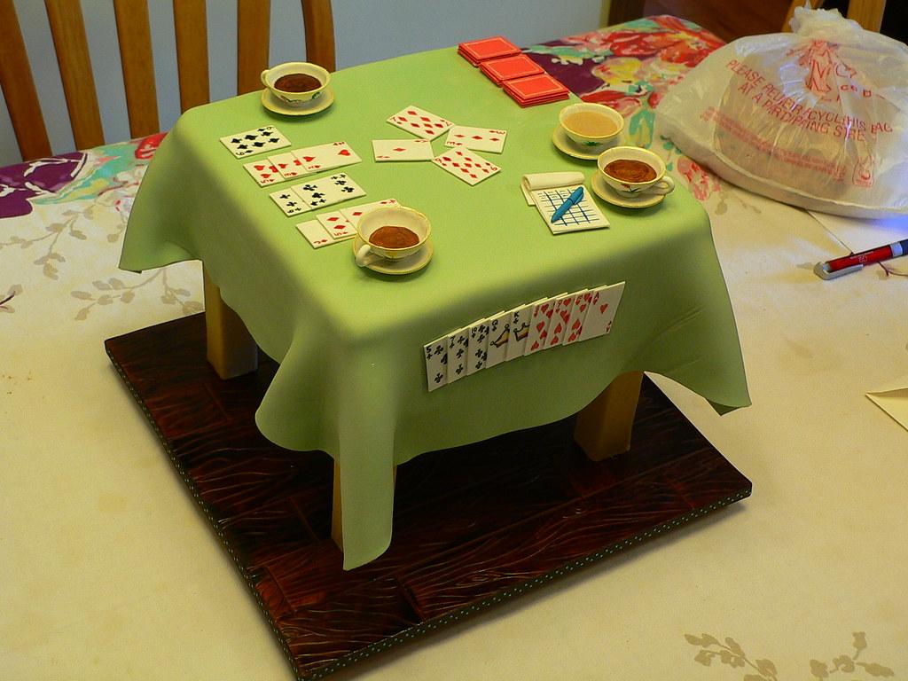 Images Bridge Player Cakes