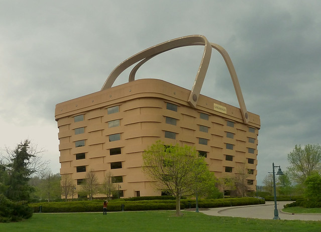 The Longaberger Basket Building Flickr Photo Sharing