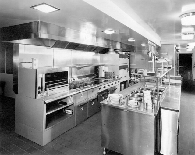 Waldorf Hotel] kitchen (basement) [level] | Flickr - Photo Sharing!