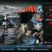 Captain America: frontpage