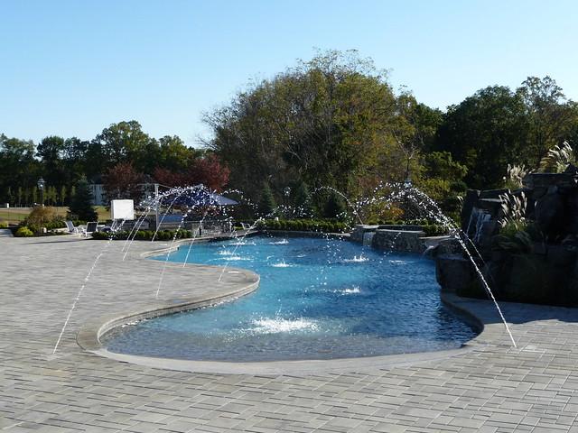 Custom luxury swimming pool design flickr photo sharing - Custom swimming pool designs ...