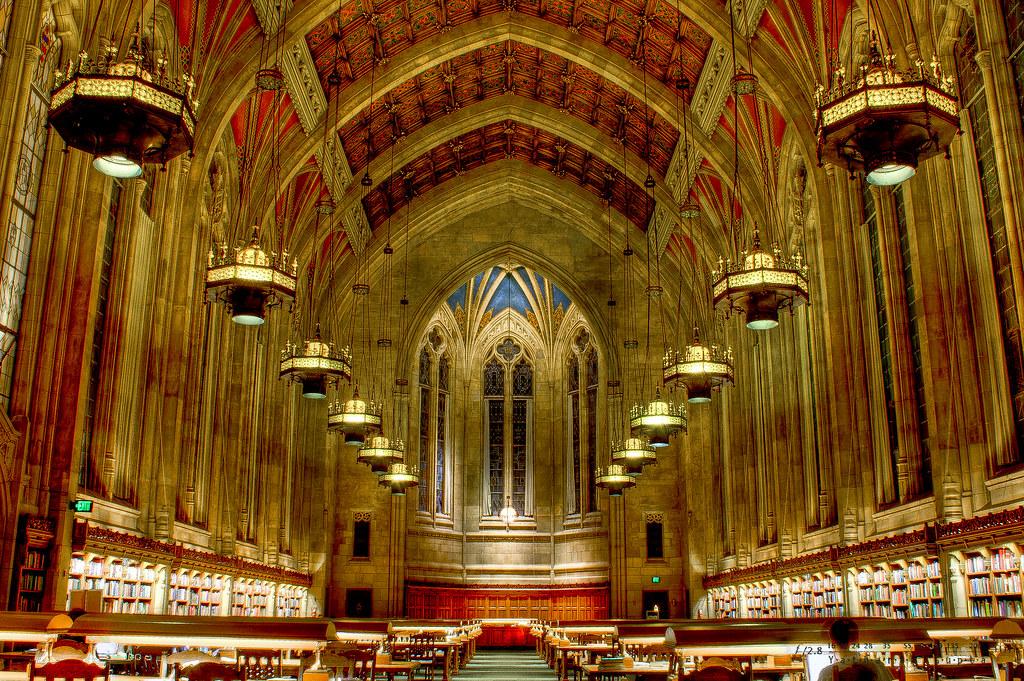 Suzzallo Library Reading Room