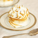 Chocolate Raspberry Baked Alaska