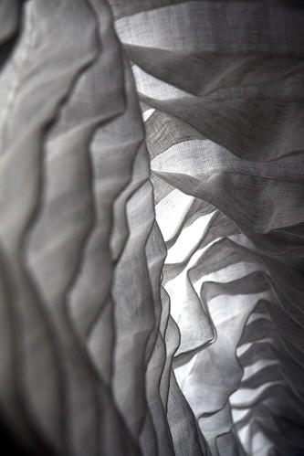 Study in pleated Texture | by Curtain Otaku
