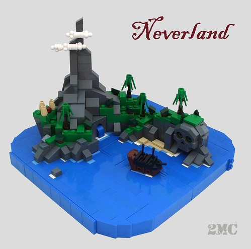 Neverland | by 2 Much Caffeine