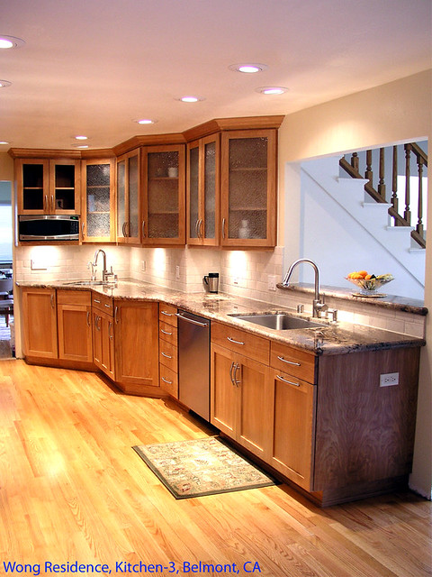 City Of Berkeley Kitchen Remodel