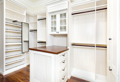 A walk in closet any lady would love to have ladies love for Ladies closet design