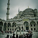 Line at the Blue Mosque