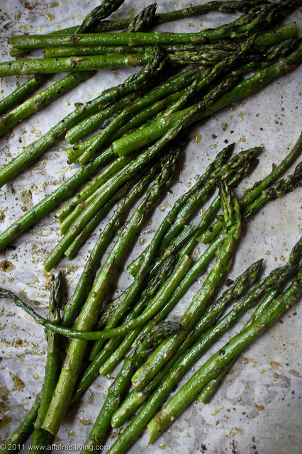 Oven-Roasted Asparagus | Flickr - Photo Sharing!