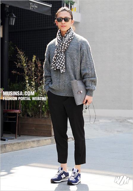 New Balance 574 Street Fashion With Flickr Photo Sharing