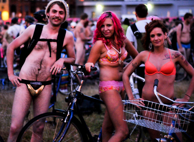 Five Things To Know About Tonights World Naked Bike Ride -6822