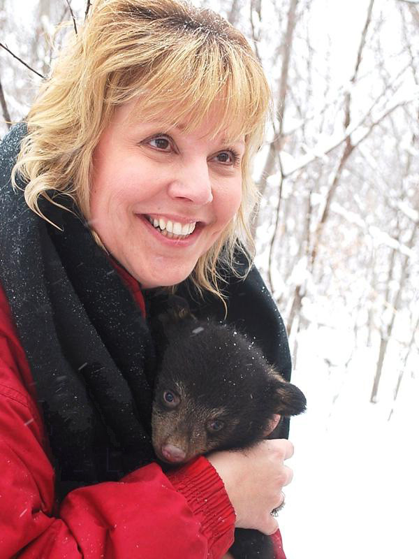 Image result for cathy stepp bear cub