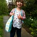 Phoebe going on an errand