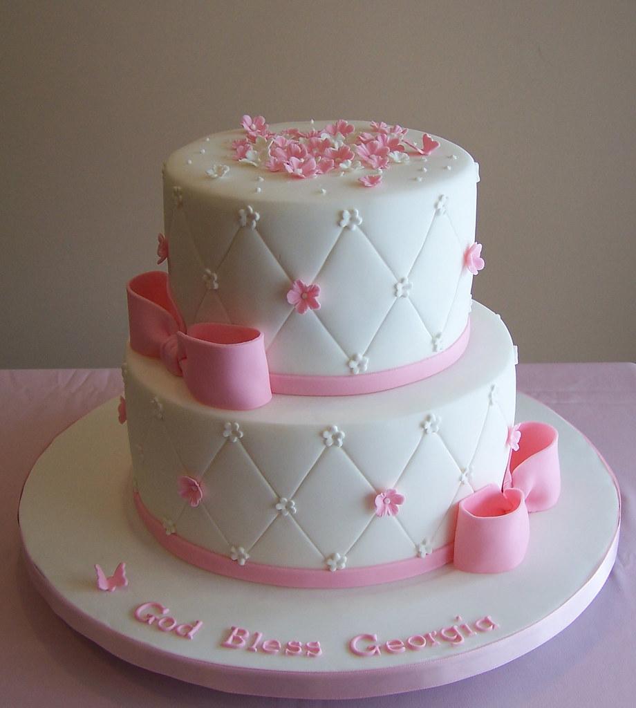 Baptism Cake Images Free